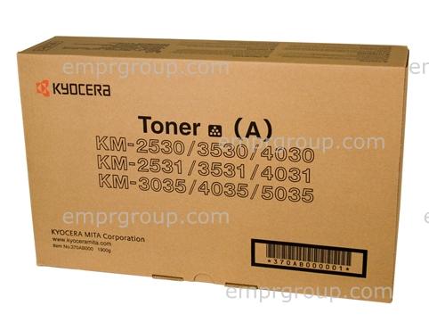 Part KM2530  KM3530 Toner - 370AB000 KM2530  KM3530 Toner
