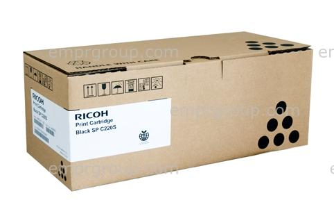 Part Ricoh/Lanier Type 220 Blk Tnr - 406059 Ricoh/Lanier Type 220 Blk Tnr