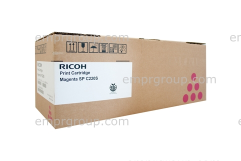 Part Ricoh/Lanier Type 220 Mag Tnr - 406061 Ricoh/Lanier Type 220 Mag Tnr