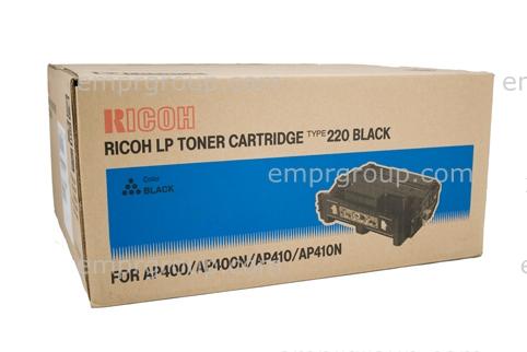 Part Ricoh Type 220 Toner - 407003 Ricoh Type 220 Toner