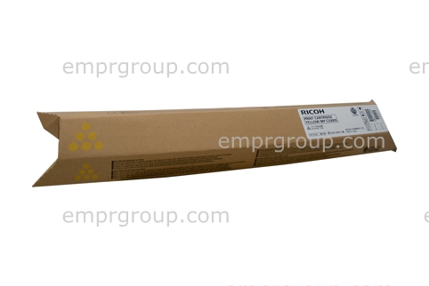 Part Ricoh MPC3300 Yellow Toner - 841437 Ricoh MPC3300 Yellow Toner