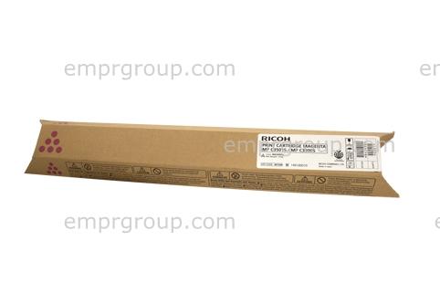 Part Ricoh MPC3300 Magenta Toner - 841438 Ricoh MPC3300 Magenta Toner