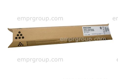 Part Ricoh MPC4500E Black Toner - 888608 Ricoh MPC4500E Black Toner