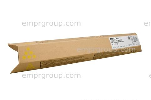 Part Ricoh MPC4500E Yellow Toner - 888609 Ricoh MPC4500E Yellow Toner