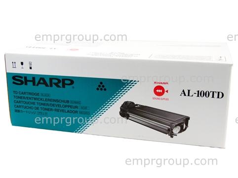 Part Sharp AL100T Toner Dev - AL100TD Sharp AL100T Toner Dev