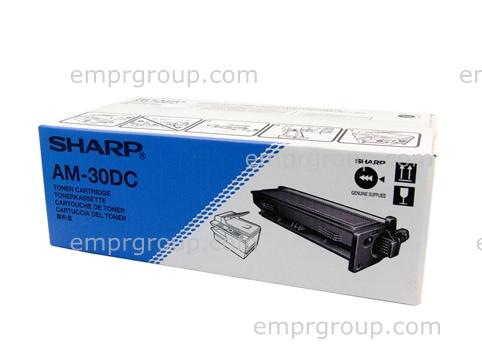 Part Sharp AM30DC Toner Cartridge Sharp AM30DC Toner Cartridge