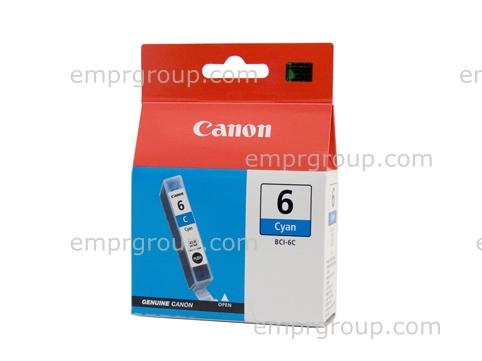 Part Canon BCI6C Cyan Ink Tank Canon BCI6C Cyan Ink Tank