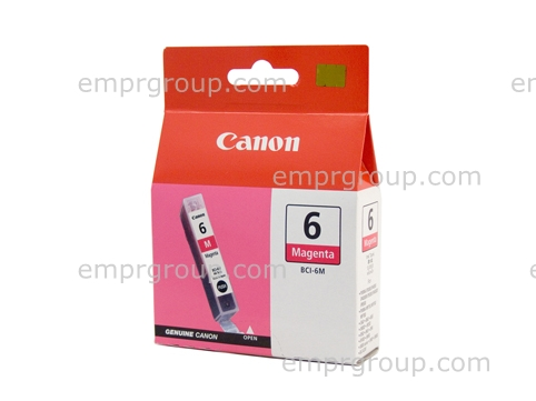 Part Canon BCI6M Magenta Ink Tank Canon BCI6M Magenta Ink Tank