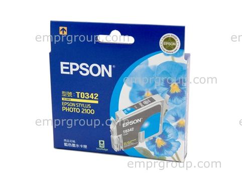 Part Epson T0345 Light Cyan Ink - C13T034590 Epson T0345 Light Cyan Ink