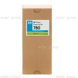 HP 780 Wiper Cleaning Kit - For the Designjet 8000sr printer series