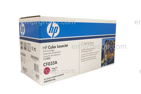 HP LJ CM4540 MFP Toner Cartridge Magenta