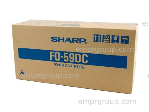 Part Sharp FO59DC Toner Dev Cart Sharp FO59DC Toner Dev Cart