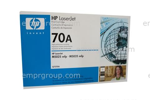 HP BLACK TONER LJ M5035 MFP