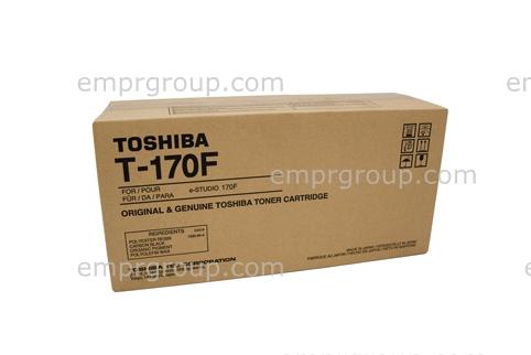Part Toshiba T170F Toner Black Toshiba T170F Toner Black