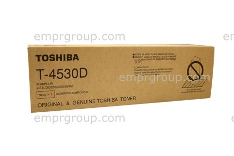Part Toshiba T4530 Copier Toner Toshiba T4530 Copier Toner