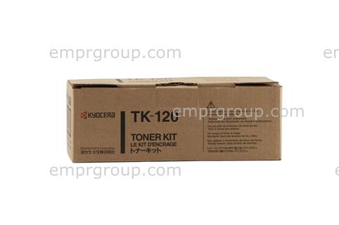 Part Kyocera TK120 Toner Kit - TK-120 Kyocera TK120 Toner Kit
