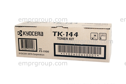 Part Kyocera TK144 Toner Kit - TK-144 Kyocera TK144 Toner Kit